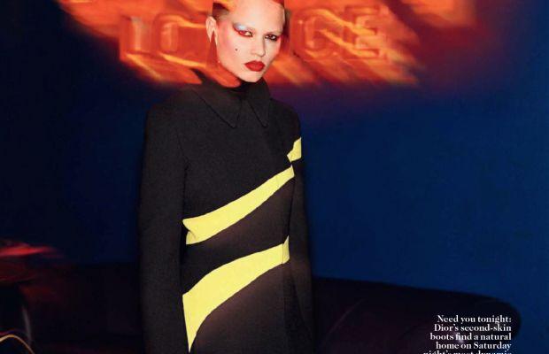 Photo: Alasdair McLellan for 'Vogue' UK