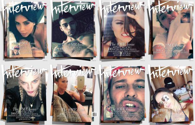 Photo: 'Interview' magazine
