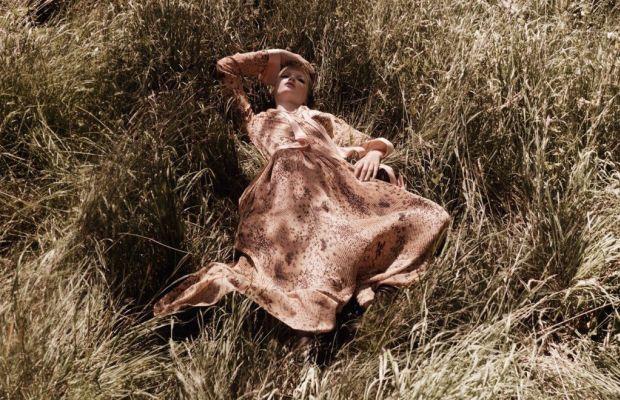 Photo: David Sims for Vogue Paris