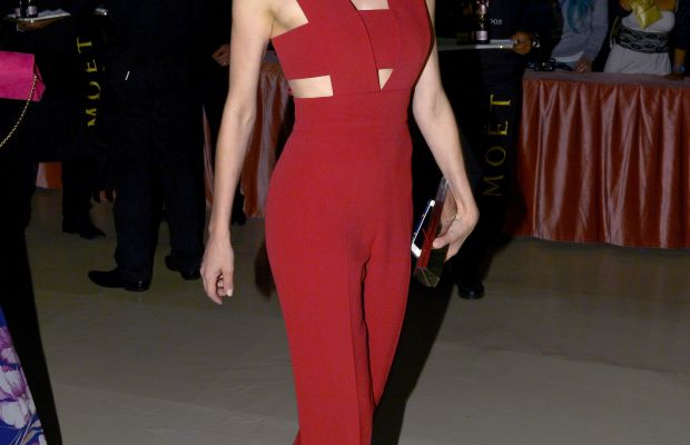 Diane Kruger at the opening dinner of the Venice Film Festival on Wednesday. Photo: Dominique Charriau/WireImage