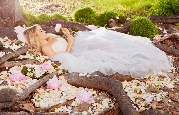 Lauren Conrad in the LC Runway collection. Photo: Kohl's