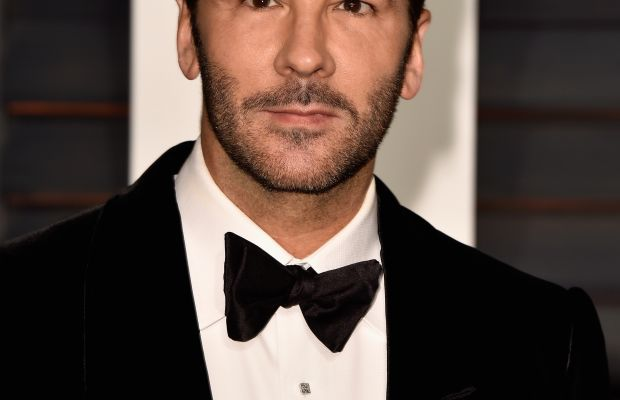 Tom Ford at the Vanity Fair Oscars party in February. Photo: Pascal Le Segretain/Getty Images Entertainment