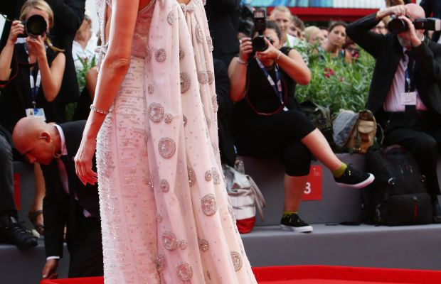 """Diane Kruger at the opening ceremony and premiere of """"Everest"""" during the 72nd Venice Film Festival. Photo: Vittorio Zunino Celotto/Getty Images"""