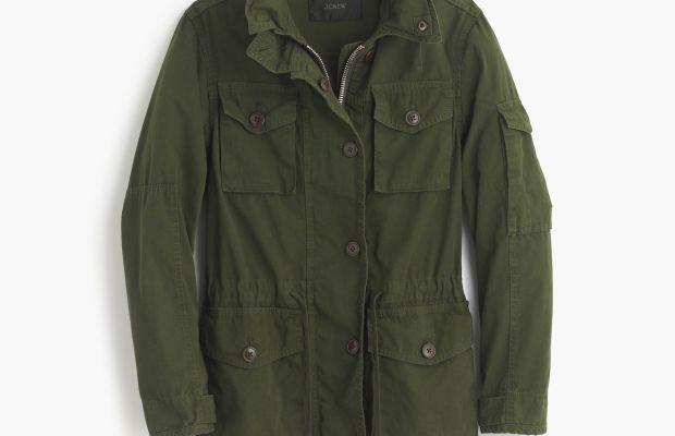 J.Crew field mechanic jacket, $178, available at J.Crew.