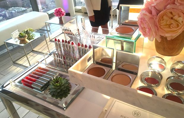 An assortment of Honest Beauty products. Photo: Cheryl Wischhover's iPhone/Fashionista