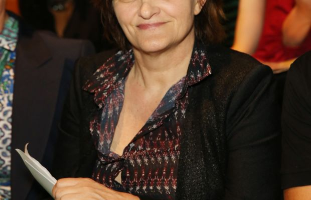 Cathy Horyn at New York Fashion Week in 2013. Photo: Chelsea Lauren/Getty Images