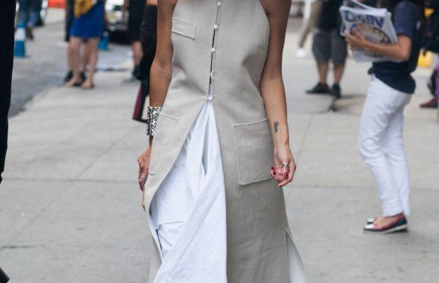 Athena Calderone. Photo: Emily Malan/Fashionista