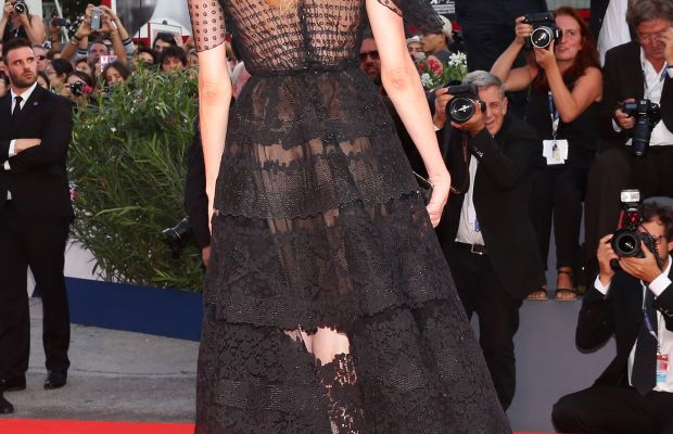 """Diane Kruger attends the closing ceremony and premiere of """"Lao Pao Er"""" during the 72nd Venice Film Festival on Sept. 12, 2015 in Venice, Italy. Photo: Vittorio Zunino Celotto/Getty Images"""