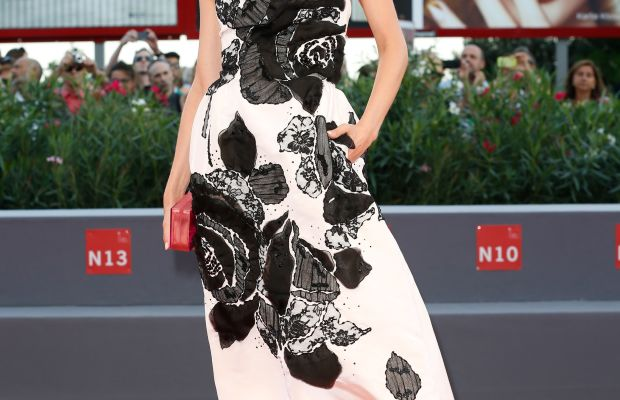 """Diane Kruger attends a premiere for """"11 Minutes"""" during the 72nd Venice Film Festival at Sala Grande on Sept. 9, 2015 in Venice, Italy. Photo: Tristan Fewings/Getty Images"""