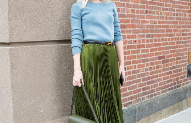 Glamour's Jane Keltner de Valle. Photo: KDV/Fashionista