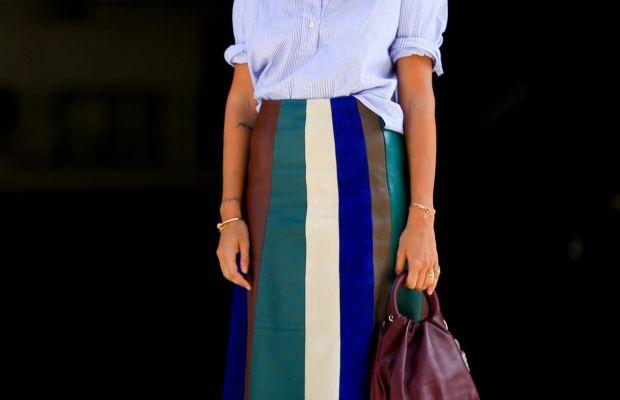 Stylist/designer Natasha Goldenberg. Photo: Imaxtree