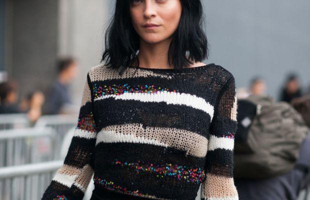 Leigh Lezark. Photo: Emily Malan/Fashionista