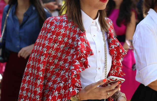 Photo: Angela Datre/Fashionista