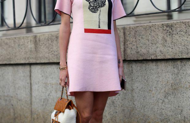 Blogger Helena Bordon. Photo: Angela Datre/Fashionista
