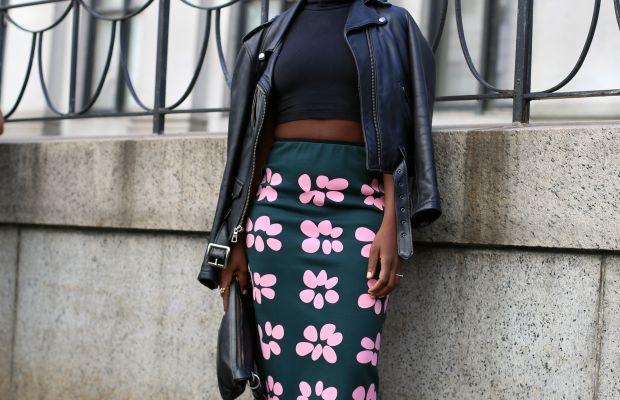 Rajni Jacques. Photo: Angela Datre/Fashionista