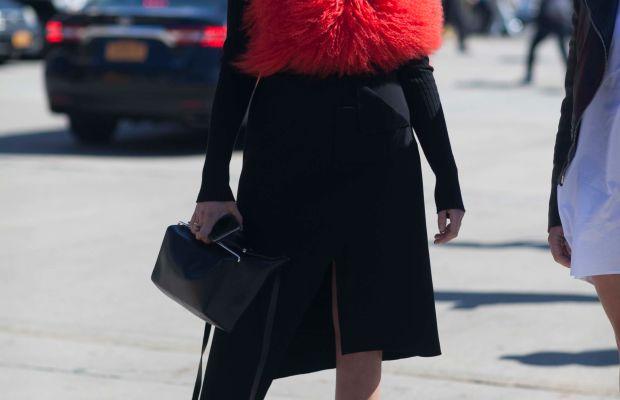 Photo: Emily Malan/Fashionista