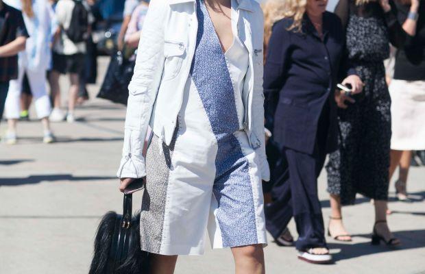 Nylon's Preetma Singh. Photo: Emily Malan/Fashionista