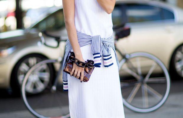 Blogger Gala Gonzalez. Photo: Imaxtree