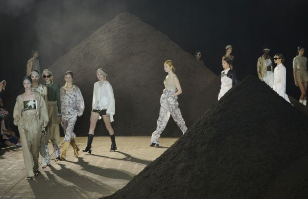 The finale at 3.1 Phillip Lim's 10th anniversary show. Photo: Imaxtree