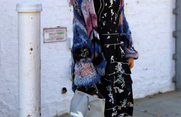 Vogue's Elisabeth von Thurn und Taxis. Photo: Angela Datre/Fashionista