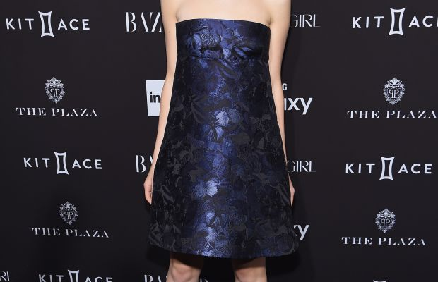 At Harper's Bazaar Icons Event at the Plaza Hotel. Photo: Jamie McCarthy/Getty Images