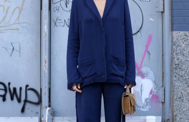 Blogger Linda Tol. Photo: Angela Datre/Fashionista
