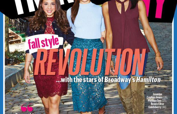 The September issue of 'TrendingNY.' Photo: Hearst