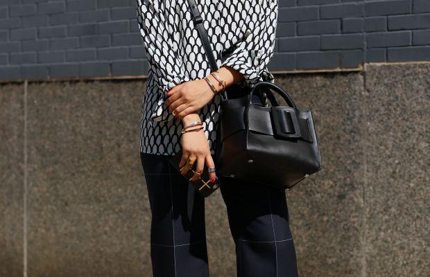 Blogger Margaret Zhang. Photo: Angela Datre/Fashionista