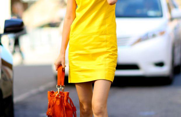 Irene Kim in Ralph Lauren. Photo: Imaxtree