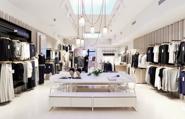 Kit and Ace's Nolita store. Photo: Kit and Ace