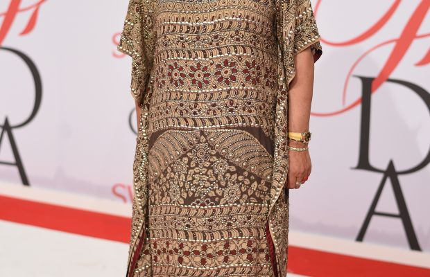 Fern Mallis at the 2015 CFDA Fashion Awards in New York. Photo: Andrew H. Walker/FilmMagic