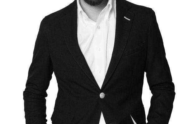 Christopher Bastin. Photo: Gant