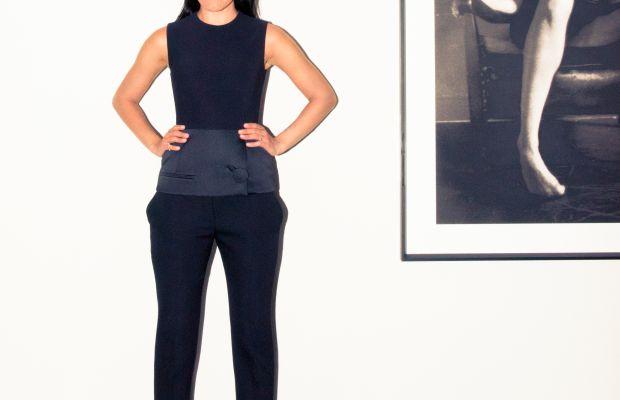 InStyle's Fashion Director Melissa Rubini. Photo: InStyle