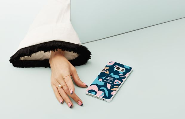An image from Opening Ceremony's collaboration with Samsung. Photo: Opening Ceremony