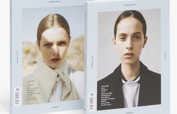 Need Supply's latest Human Being Journal. Photo: Need Supply Co.