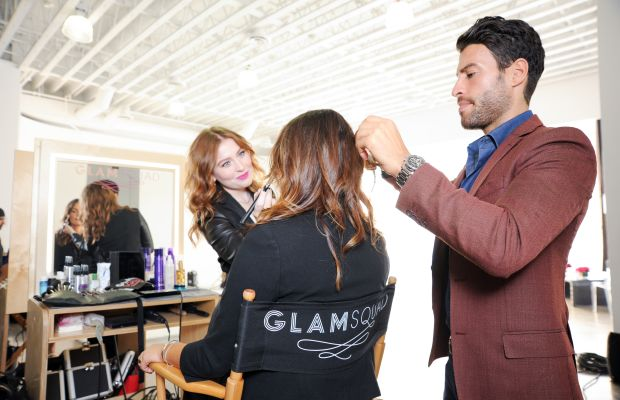A Glamsquad appointment. Photo: Glamsquad