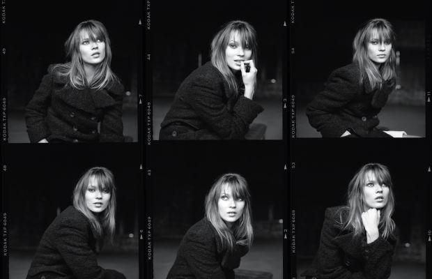 Kate Moss, New York City, 1995.  Photo: Kelly Klein