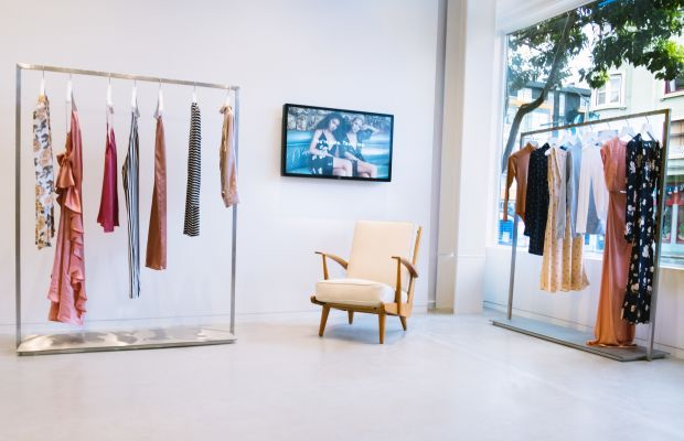 Reformation's San Francisco store. Photo: Reformation