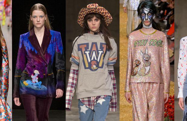 7 Breakout Trends from London Fashion Week