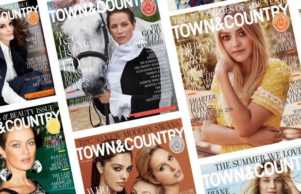 Photos: 'Town &Country'
