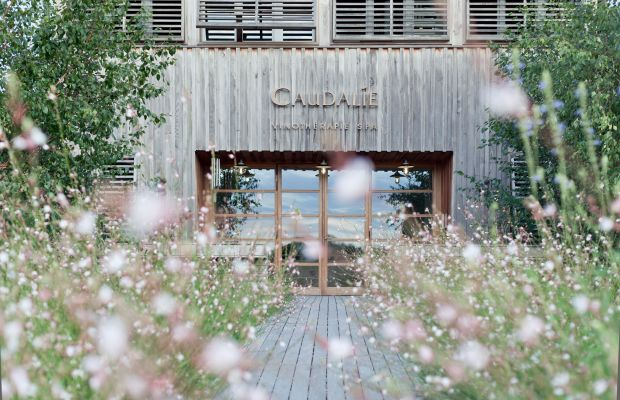The Caudalie Vinothérapie Spa in Bordeaux. Photo: Courtesy of Caudalie