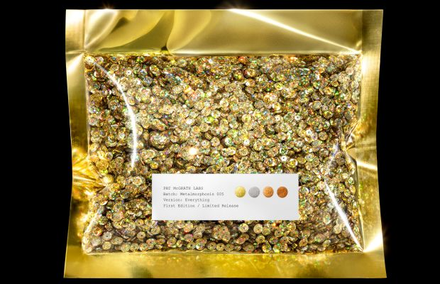 Pat McGrath Labs Everything Kit, $165, available at patmcgrath.com and sephora.com. Photo: Courtesy of Pat McGrath Labs