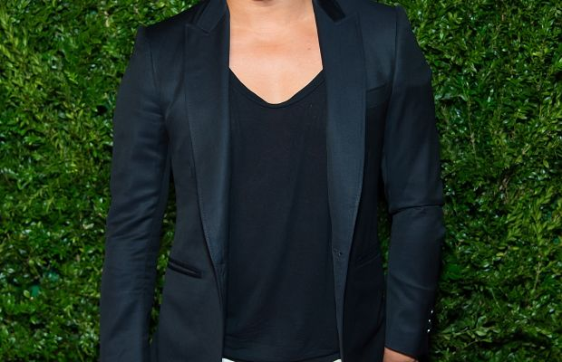 Prabal Gurung attends the Saks Downtown x Vogue event in New York City. Photo by Michael Stewart/Getty Images