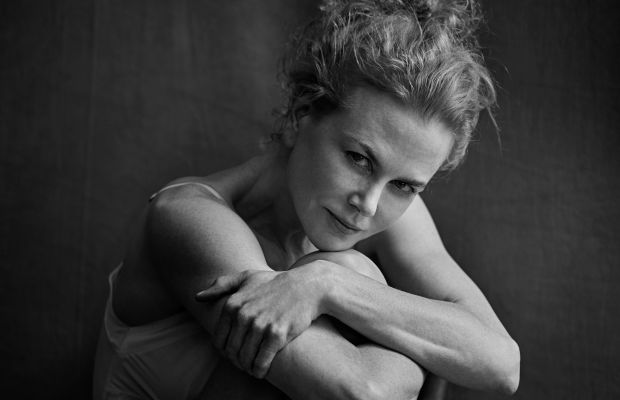 Nicole Kidman in the 2017 Pirelli Calendar. Photo: Peter Lindbergh/Pirelli Calendar