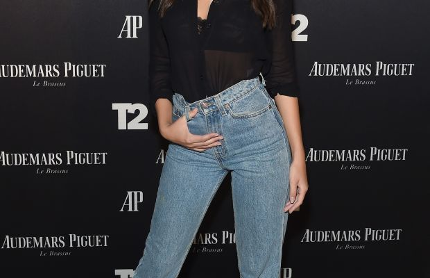Emily Ratajkowski attends the Miami Beach Kickoff Party at Audemars Piguet Art Commission in Miami, Fla. Photo: Jamie McCarthy/Getty Images