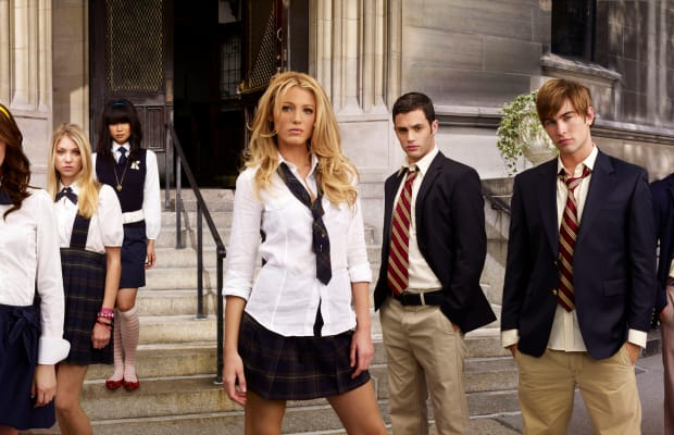 Reflecting on a Decade of 'Gossip Girl' With Eric Daman
