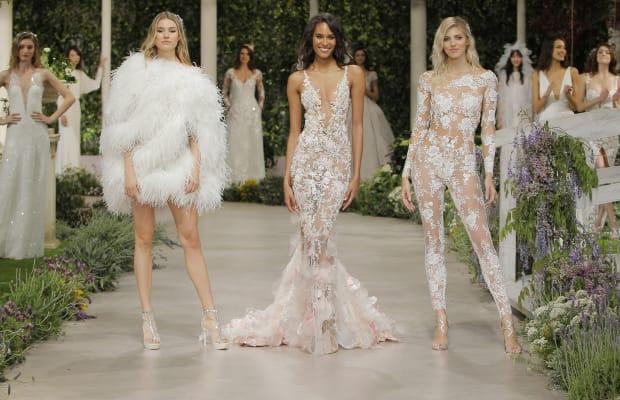 Pronovias Runway Show From Barcelona Bridal Week 2018: Spanish Heritage Bridal Brand Pronovias Is Ready To