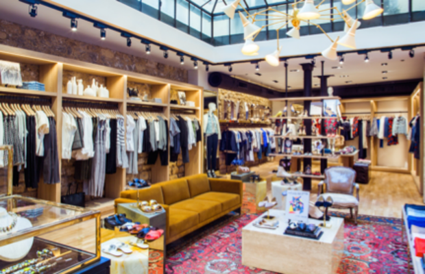 The store. Photo: J.Crew