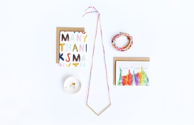 Items from Etsy shops Sol del Sur, Meera Lee Patel and Modern Mud exclusively for Macy's. Photo: Etsy
