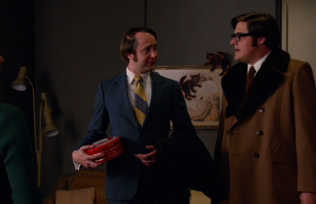 The two most hated mad men of all? Screengrab: AMC